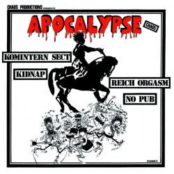 V/A - Apocalypse chaos LP