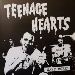 Teenage Hearts - Want more! LP