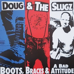 Doug & The Slugz - Boots,...