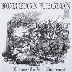 Foreign Legion - Welcome to...