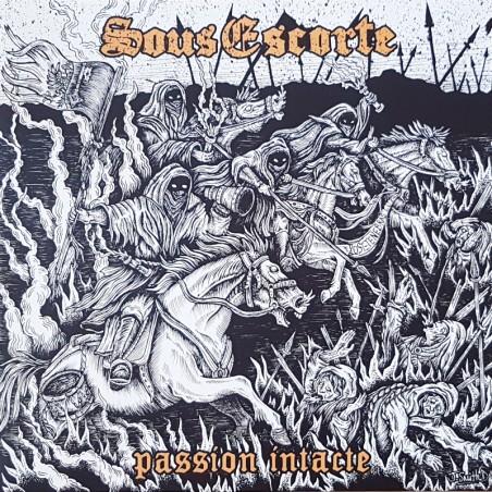 Sous Escorte - Passion intacte LP