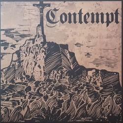 Contempt - s/t LP