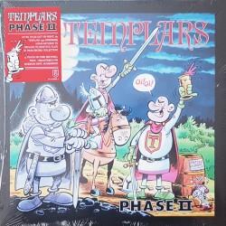 The Templars - Phase II LP
