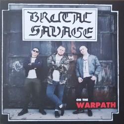 Brutal Savage - On the...