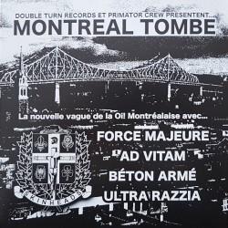 V/A - Montréal tombe EP